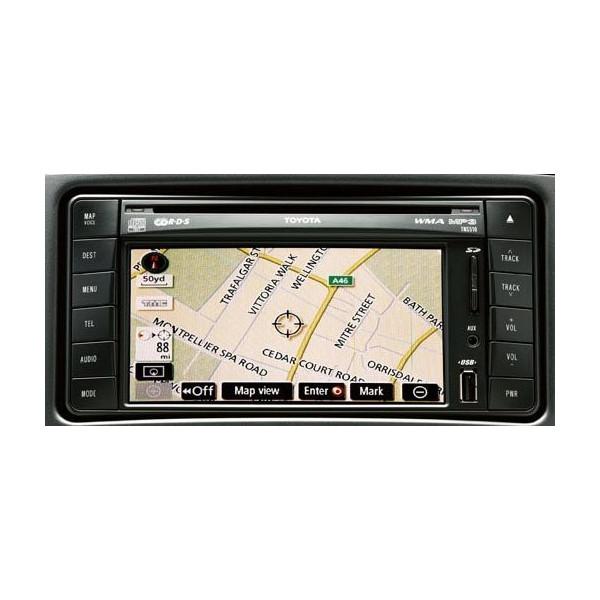 Carte GPS Toyota