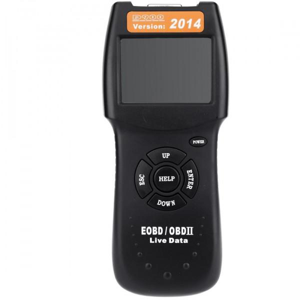 D900 CANBUS OBDII Live PCM Data Code Reader 2012 Ve(Black)