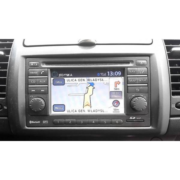 Nissan CONNECT LCN1 Europe V9 - 2019