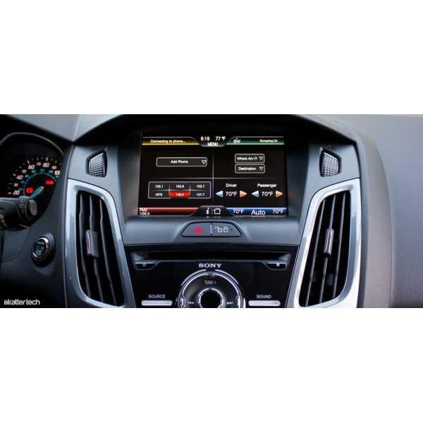 Map GPS 2017 Ford Focus, Mondeo, Kuga, S-Max e Galaxy
