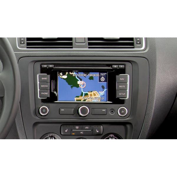 """Carte SD de navegação Volkswagen AZ Europa West"""" (V9) para o RNS 315"""""""
